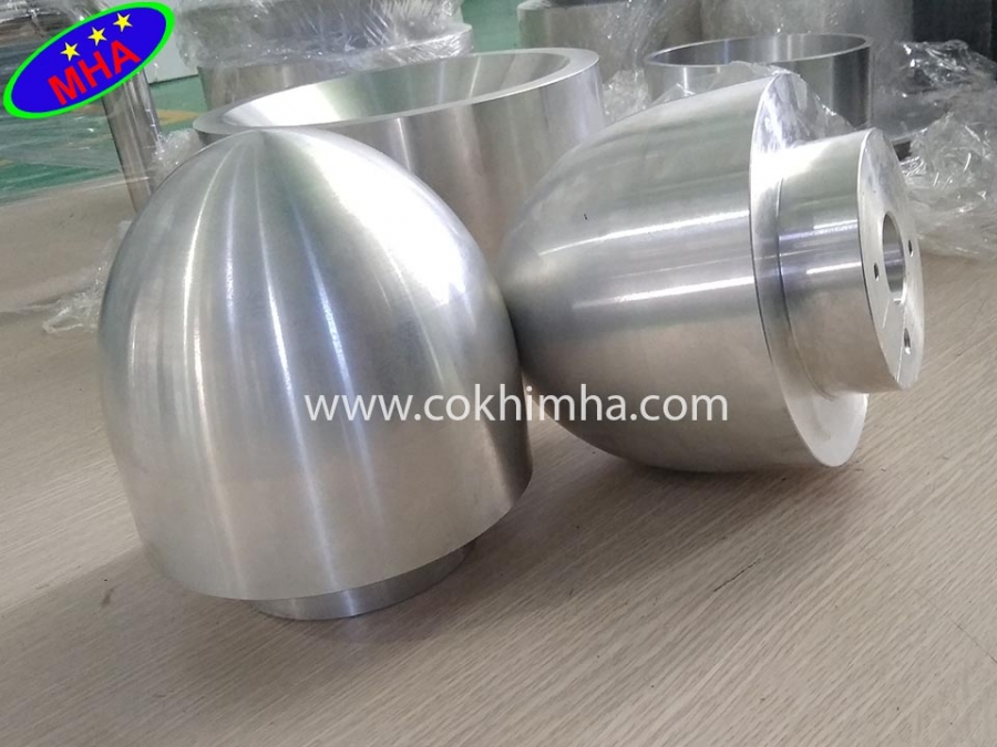 Khuôn mẫu cơ khí sản xuất sản phẩm MHA