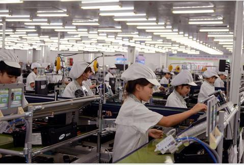 Gia công cơ khí - ngành công nghiệp hỗ trợ việt nam