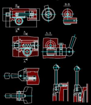 bản vẽ đồ gá cơ khí